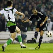 Santander - Real Madrid Karim Benzema