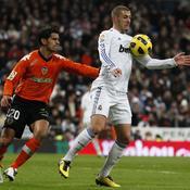 Cristiano Ronaldo au chevet du Real