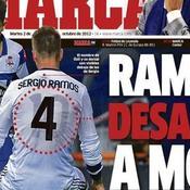 Mourinho-Ramos, les irréconciliables ?