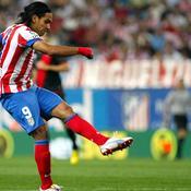 Falcao Atlético Madrid