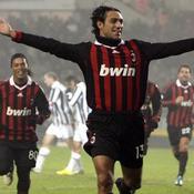Le Milan enfonce la Juve