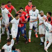 Copa America : l'Argentine 3e à l'issue d'un match très tendu
