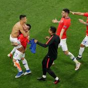 Copa America : Expert en tirs au but, le Chili file en demies