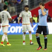 L'Uruguay a sombré face au Mexique (3-1), lors de son entrée en Copa América