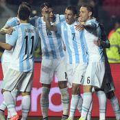 L'Argentine en finale, Messi et Pastore régalent
