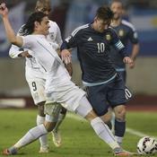 Edinson Cavani - Lionel Messi