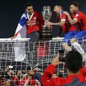 Le Chili décroche enfin sa première étoile