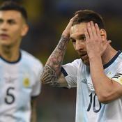 Messi furieux contre l'arbitrage : «Les Brésiliens n'ont pas été meilleurs que nous, l'arbitre les a favorisés»