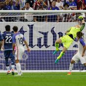 Le coup franc magistral signé ... Lionel Messi