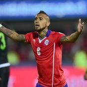 Vidal ne suffit pas pour le Chili