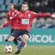 Yohan Cabaye Lille - Nantes Coupe de France
