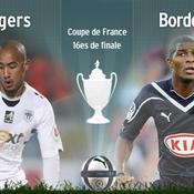 Angers - Bordeaux en direct live