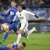 BRP HD - Ben Arfa superbe contre Avranches : le symbole du ratage de l'année signé Emery