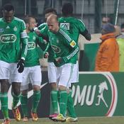 Renaud Cohade Saint-Etienne - Lille