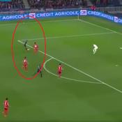 Coupe de France : le lob délicieux de Di Maria contre Dijon en vidéo
