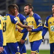 Coupe de France: Sochaux humilie Amiens