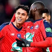 Coupe de France : Lille écarte Sochaux