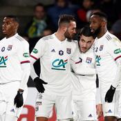 Coupe de France : Lyon sort Nantes après un match spectaculaire