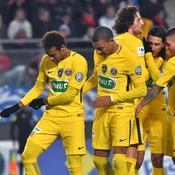 Pour sa première de l'année le Paris SG impressionne à Rennes