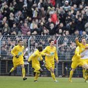 Epinal mange Lyon !