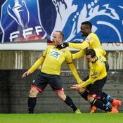 Exploit de Sochaux face à Monaco