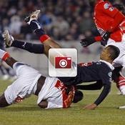Les 8es de finale de la Coupe de France en images