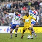 Epinal contre Lyon