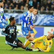 Michy Batshuayi Grenoble Marseille Coupe de France