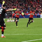 Rennes renverse le PSG et s'offre la Coupe de France