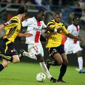 Diané, Amara, Diané, PSG, relégation, maintien, Ligue 2