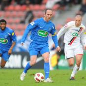 Jean-Michel Lesage Créteil - Nice Coupe de France