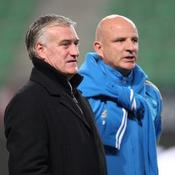 Didier Deschamps-Guy Stephan