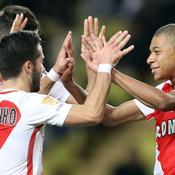 En Coupe de la Ligue aussi, Monaco est sans pitié