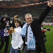 Didier Deschamps Marseille Coupe de la Ligue
