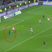 De l'inspiration de Verratti jusqu'aux volées de Cavani : tous les buts de Monaco-PSG