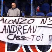 Supporters parisiens, PSG-AJA