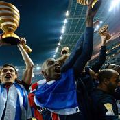 Le Paris SG se console avec la Coupe de la Ligue