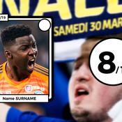 Les notes de Strasbourg-Guingamp : Kamara héros du Racing, Thuram méritait mieux