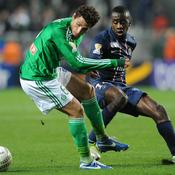 Blaise Matuidi Saint-Etienne - Paris SG Coupe de la Ligue