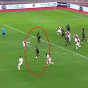 Monaco-Rennes : le (joli) numéro de Ben Arfa sur le but de Bourigeaud en vidéo
