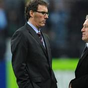 Laurent Blanc-Didier Deschamps Coupe de la Ligue