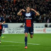 Paris remercie Cavani