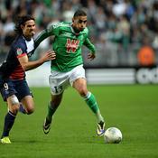 Faouzi Ghoulam et Edinson Cavani se retrouveront peut-être ce mercredi en Coupe de la Ligue