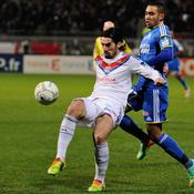Dimitri Payet Lyon-Marseille