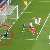 PSG-Lyon: l'erreur d'arbitrage qui suscite la polémique