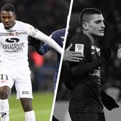 Tops/Flops PSG-Guingamp : Thuram par toutes les émotions, Paris a craqué