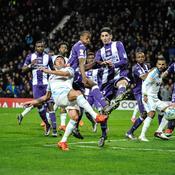 Toulouse enfonce un peu plus Marseille