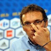 Laurent Blanc Equipe de France