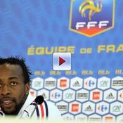 Sidney Govou Equipe de France Coupe du Monde 2010