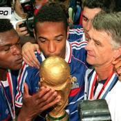 Thierry Henry et l'équipe de France en images
